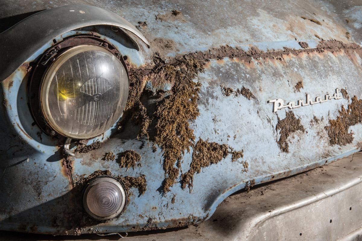 abgestelltes auto melden